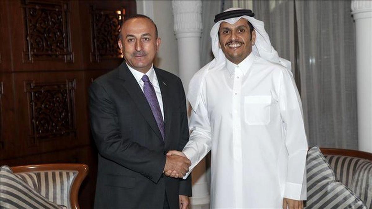 گفتوگوی مهم وزرای خارجه قطر و ترکیه درباره افغانستان