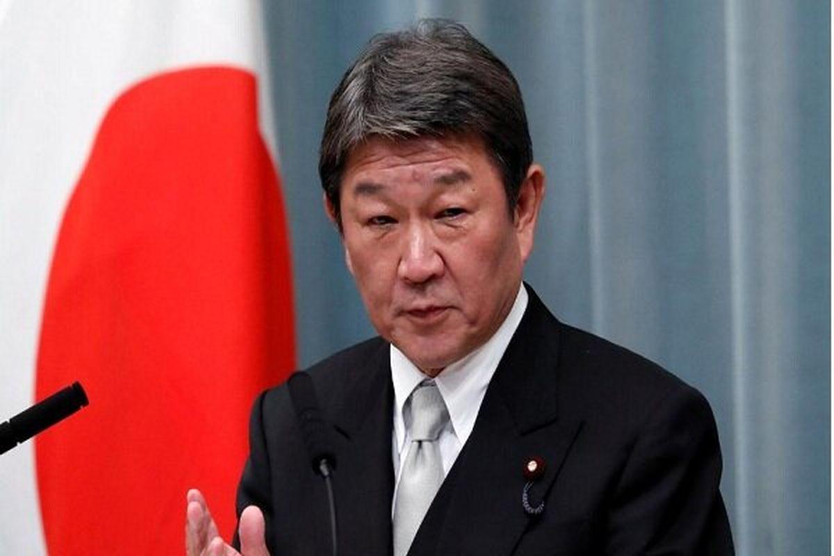 فرستاده ویژه ژاپن در راه ایران