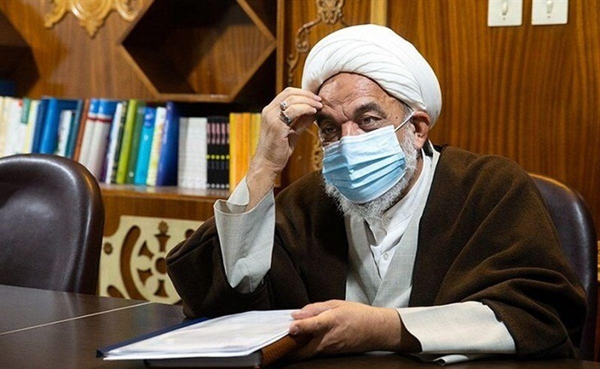حمایت قاطعانه استاد اخلاق احمدی نژاد از رییسی