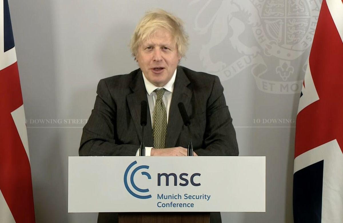 جانسون خواستار راهحل پایدار درخصوص بحران غزه شد