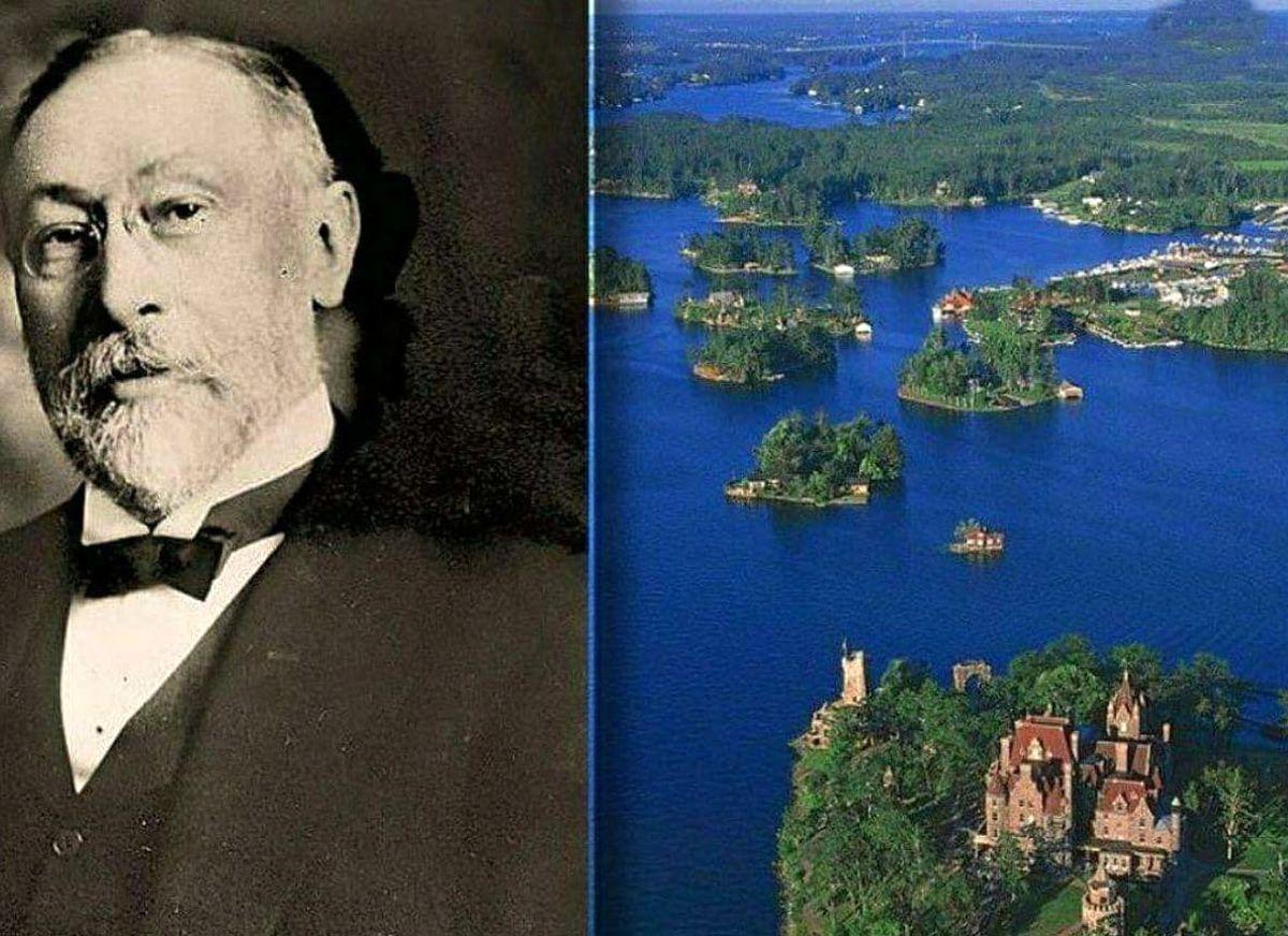 قلعه عجیب محل ابداع سس هزار جزیره
