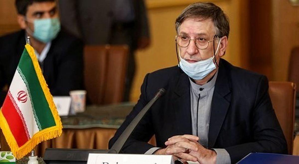 اولین واکنش ایران به اتهامزنی بدون سند انگلیس علیه ایران