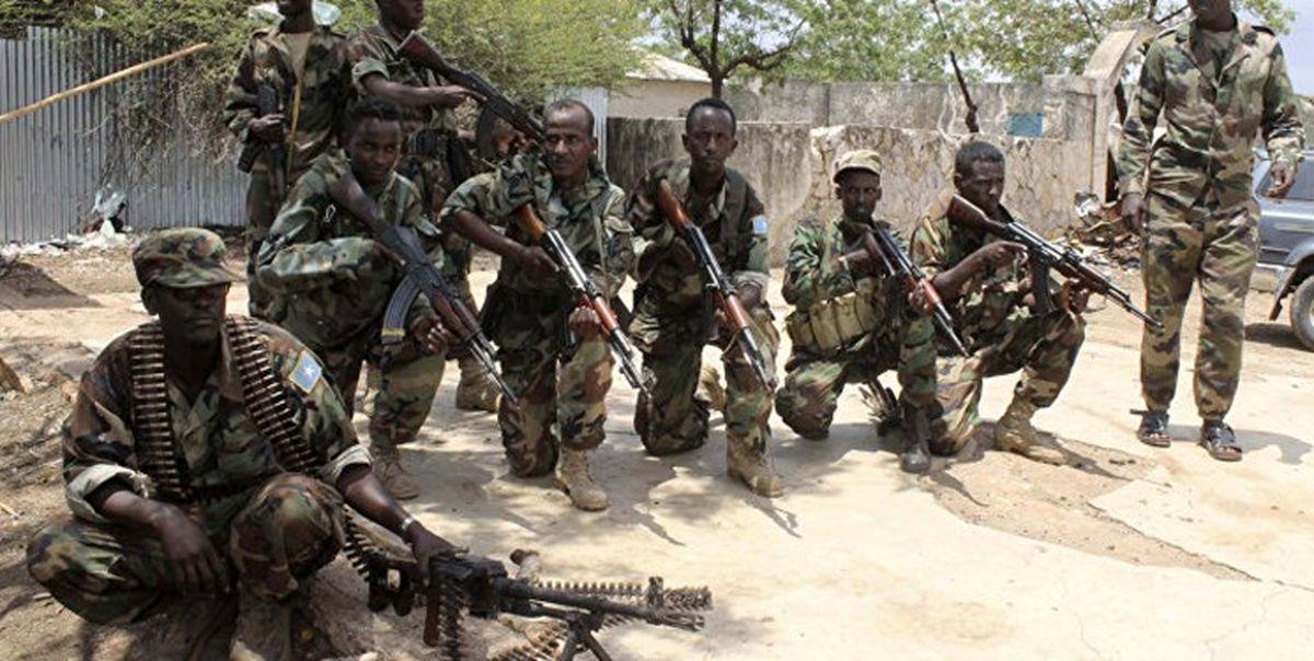 کشتهشدن ۱۵ عضو الشباب در سومالی