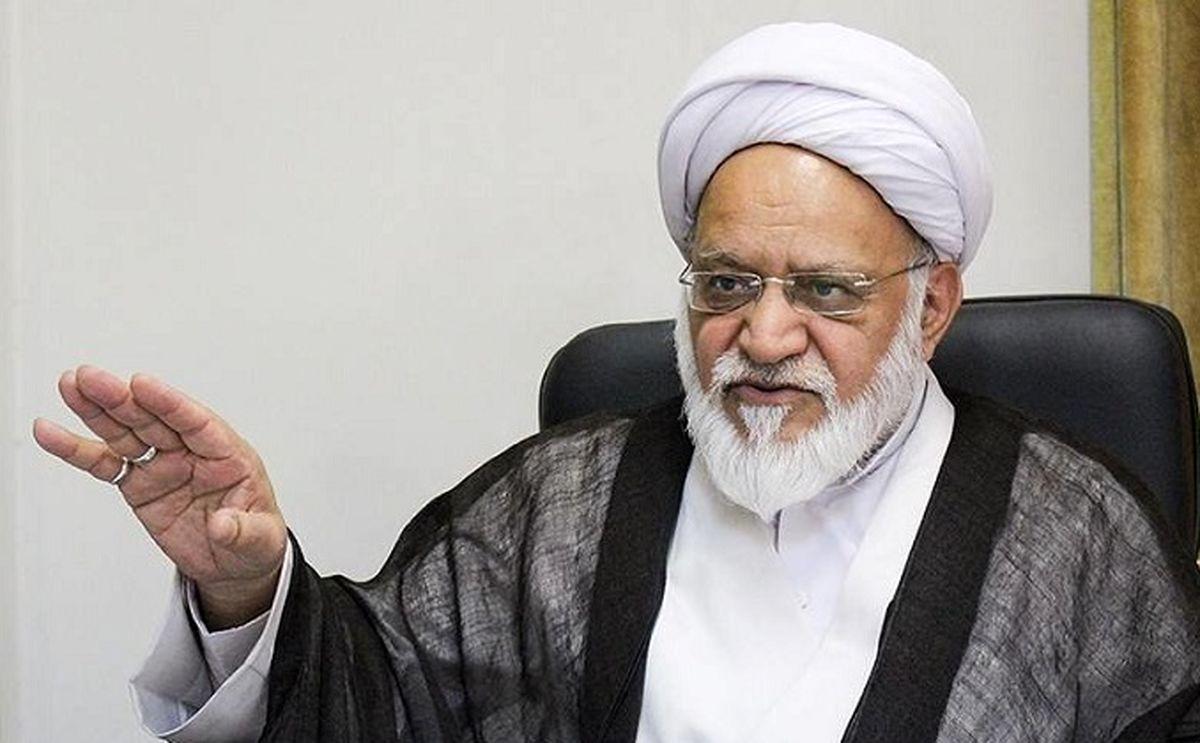 مصباحیمقدم: لاریجانی آراء رئیسی در انتخابات ۱۴۰۰ را جذب میکند