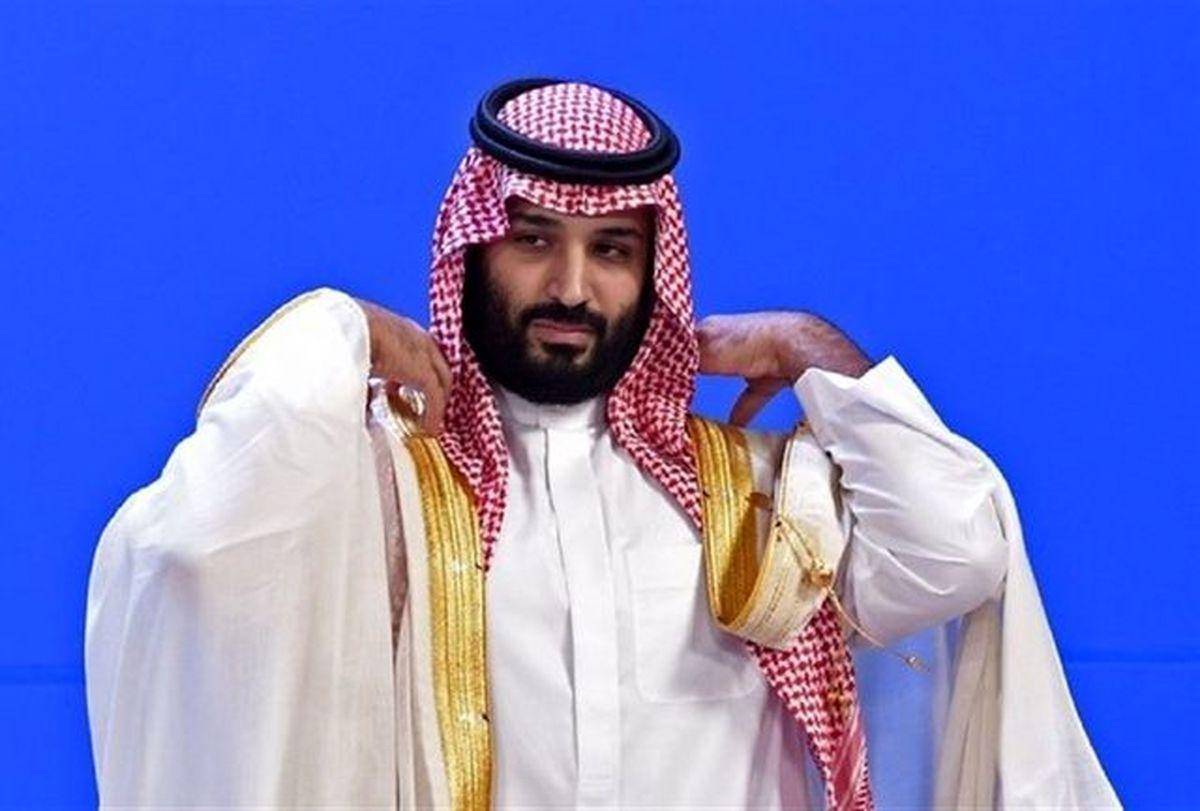 تیک عجیب محمد بن سلمان ولیعهد سعودی  فیلم
