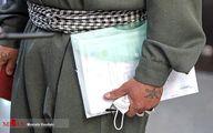 تصویر خالکوبی روی مچ دست نامزد انتخابات