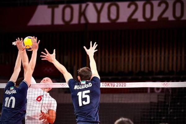گزارش تصویری از انتقام والیبال ایران از لهستان