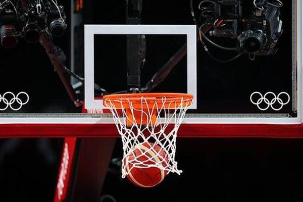 تصاویر شکست نزدیک تیم ملی بسکتبال مقابل چک