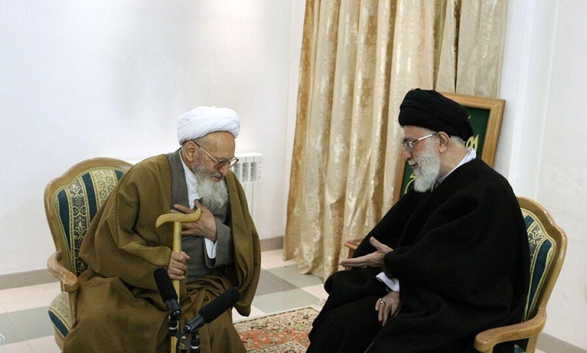 برگزاری مراسم بزرگداشت علامه حسنزادهآملی از طرف رهبری