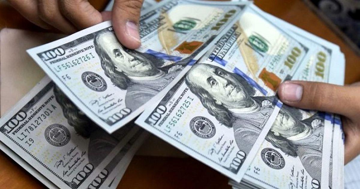 آخرین قیمت دلار امروز 2 تیر 1400 + جدول