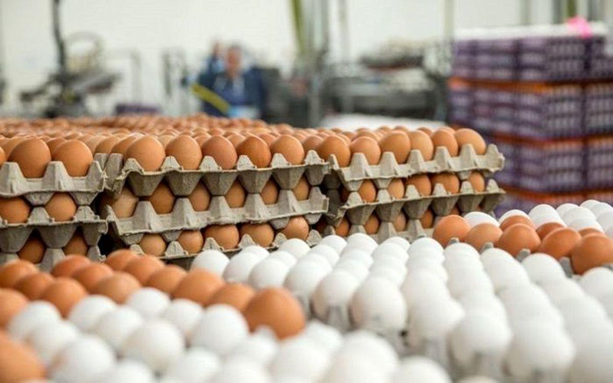 قیمت روز تخم مرغ در میادین تره بار (۱۴۰۰/۰۱/۳۱)+ جدول