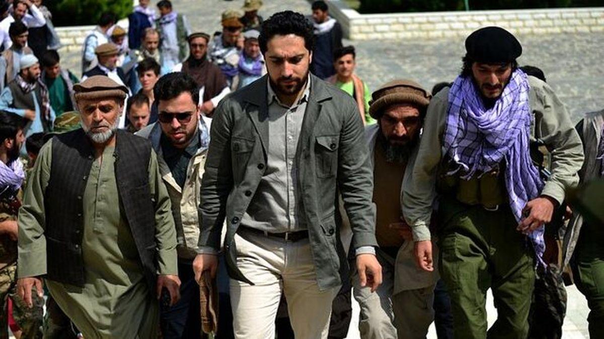 شرط احمد مسعود برای تسلیم شدن به طالبان