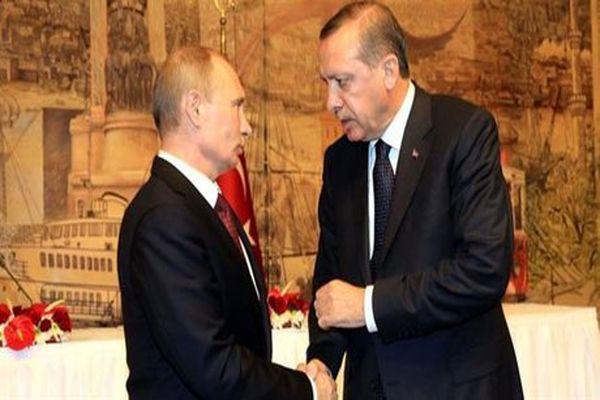 توافق پوتین و اردوغان برای اقدام نظامی مشترک در سوریه