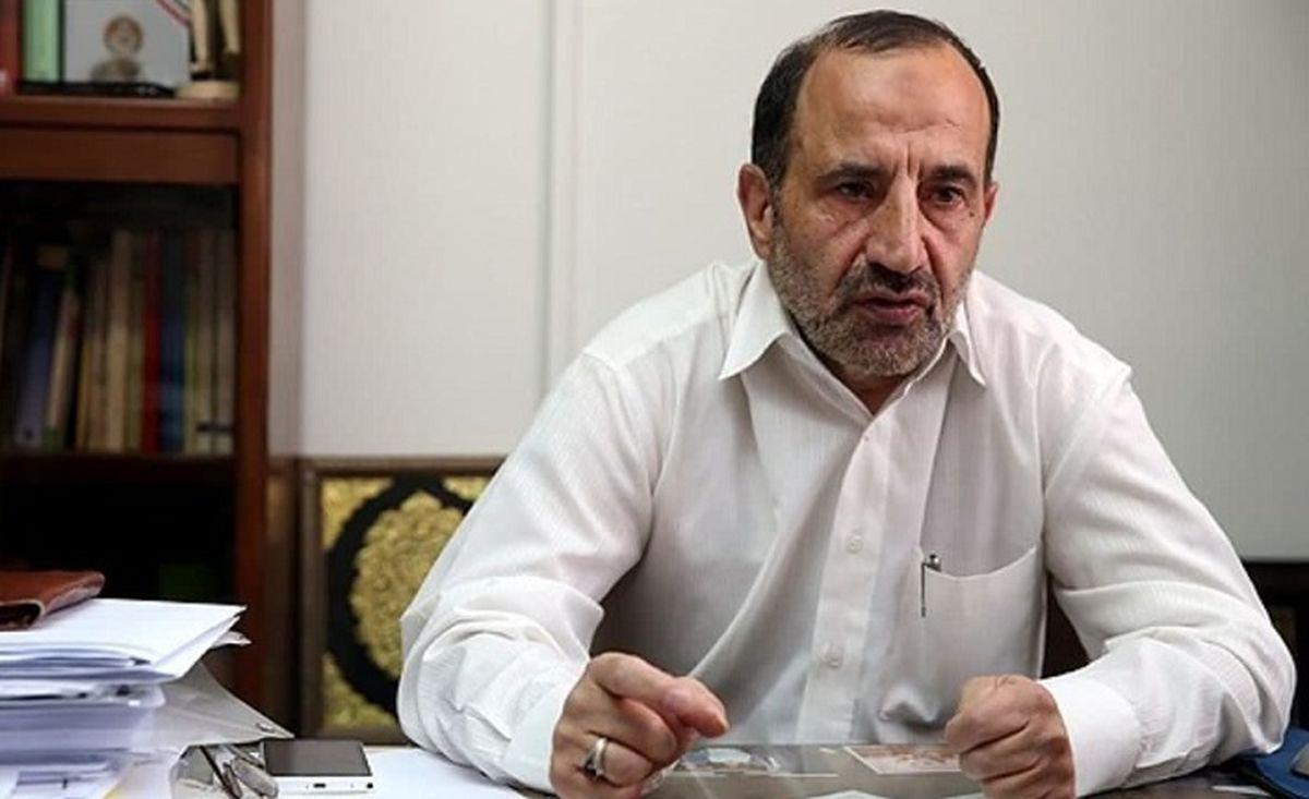محمد خوشچهره در انتخابات 1400 ثبتنام کرد