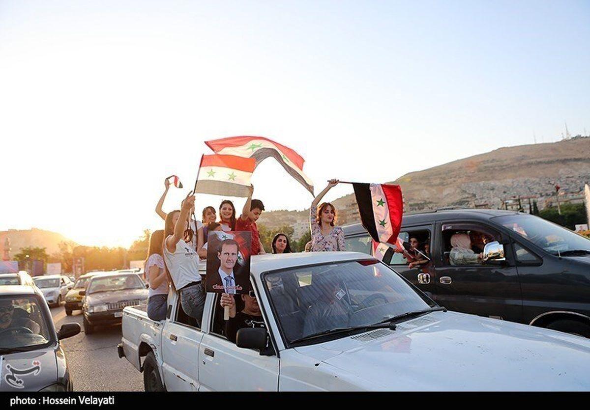سوریه مواضع آمریکا و رژیم صهیونیستی درباره جولان را محکوم کرد