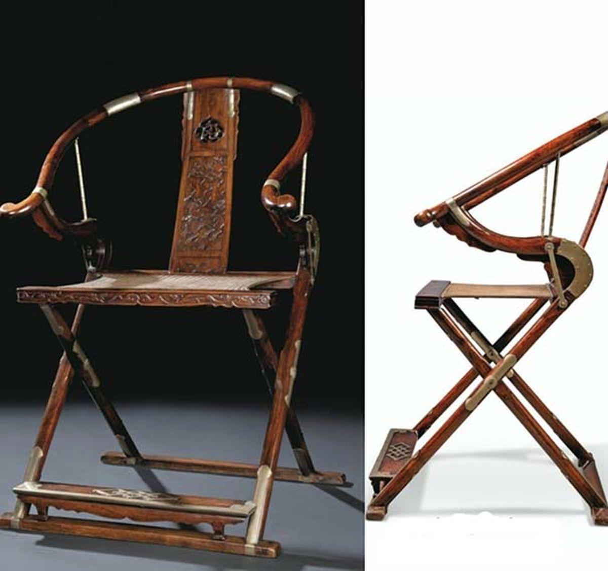 عکس گرانترین صندلی دنیا به قیمت 8/5 میلیون دلار
