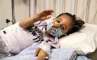 فوت اولین کودک مبتلا ب کرونا + جزییات