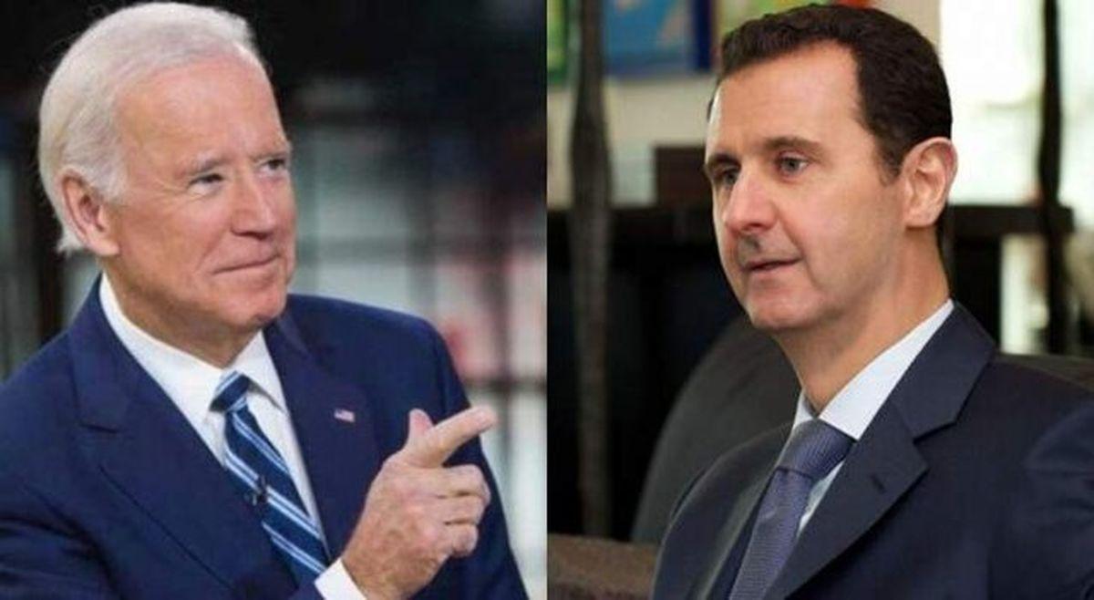 همکاری بایدن و اسد درباره سوخت لبنان؛