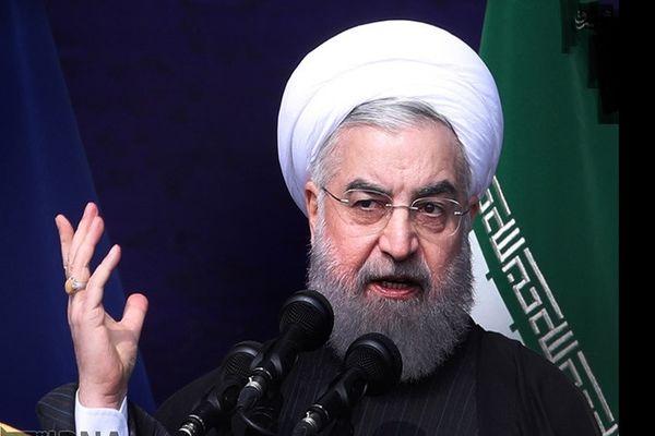 طعنه توئیتری روحانی به بداخلاقیهای کاندیداهای انتخابات ۱۴۰۰ + عکس