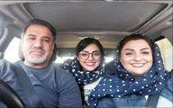 عکس سنگ مزار علی سلیمانی با دستخط خودش | فیلم بی تابی دختر علی سلیمانی بر سر قبر پدر