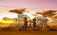 فلسفی ترین اثر ساخت بشر؛تندیس 2015