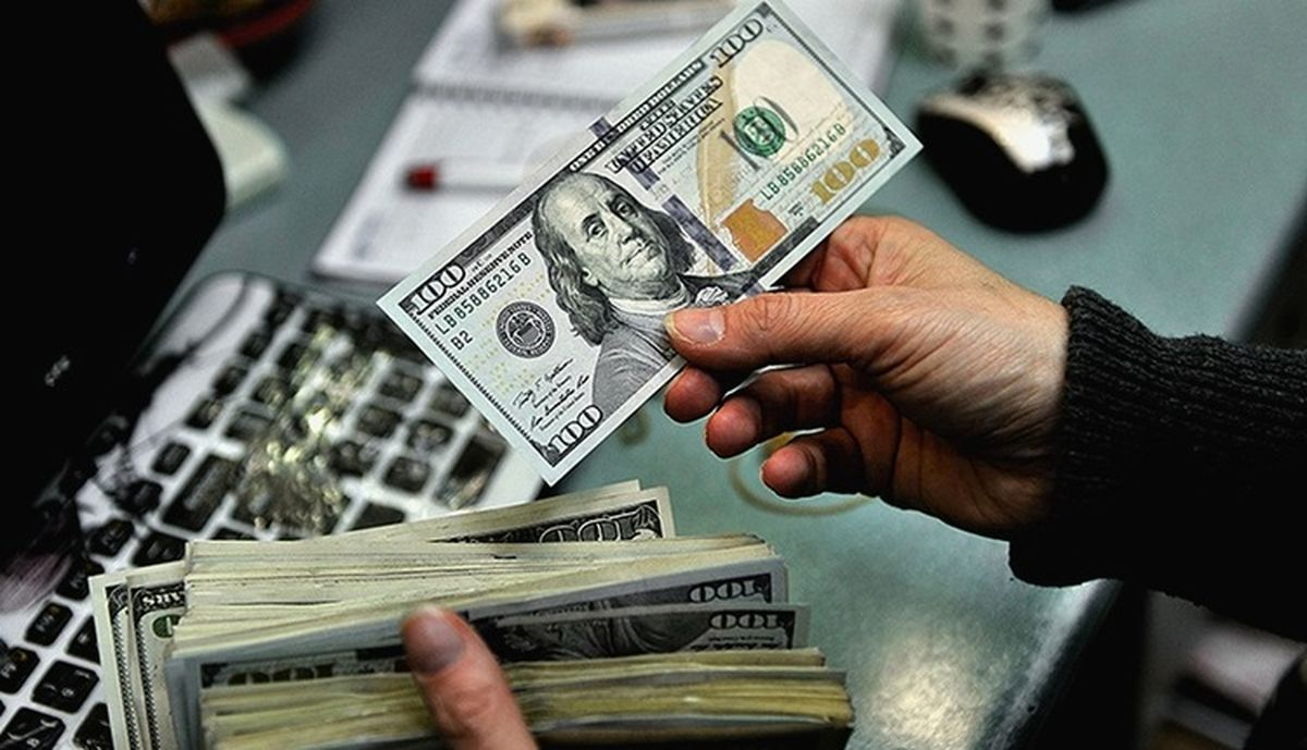 قیمت دلار و یورو در صرافی ملی (۱۴۰۰/۰۲/۰۶)