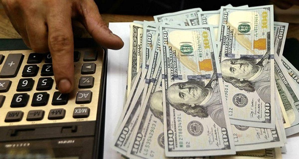 دلار در مرز 27 هزار تومان