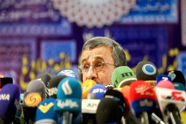 محمود احمدینژاد تهدید کرد:رای نمی دهم