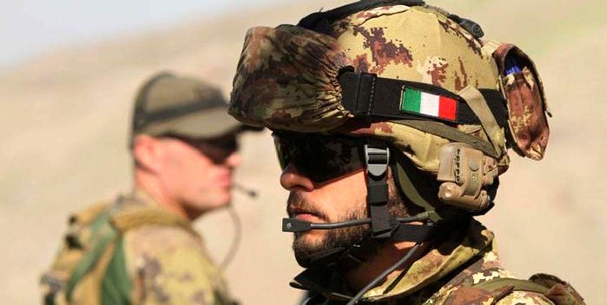 ایتالیا به ماموریت نظامی خود در افغانستان پایان داد