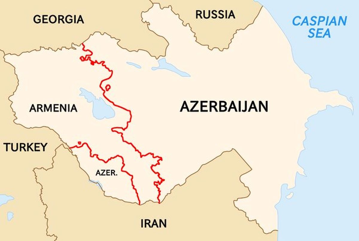 رویارویی ارمنستان و جمهوری آذربایجان + جزئیات