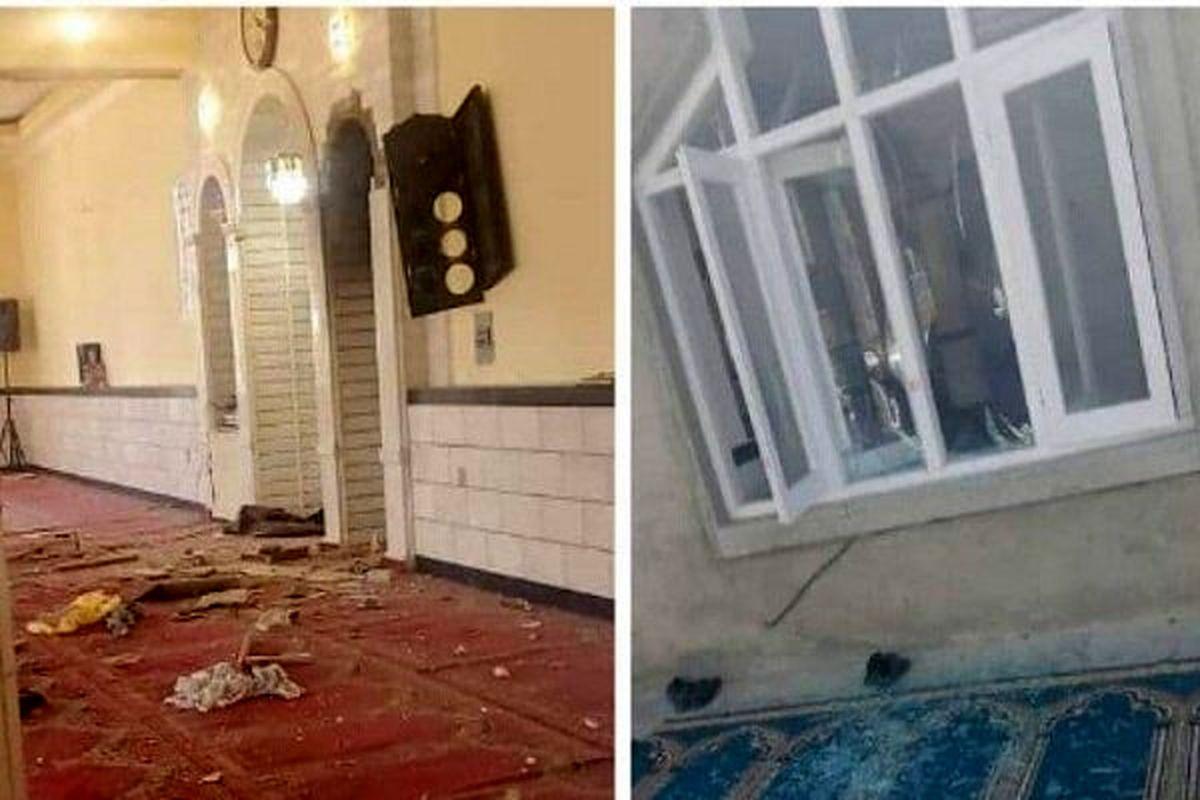 انفجار در مراسم نماز جمعه در کابل