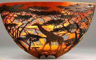 هنر دست حیرت انگیز یک هنرمند کنیایی عکس