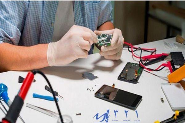 آموزش تعمیرات موبایل در پارسه