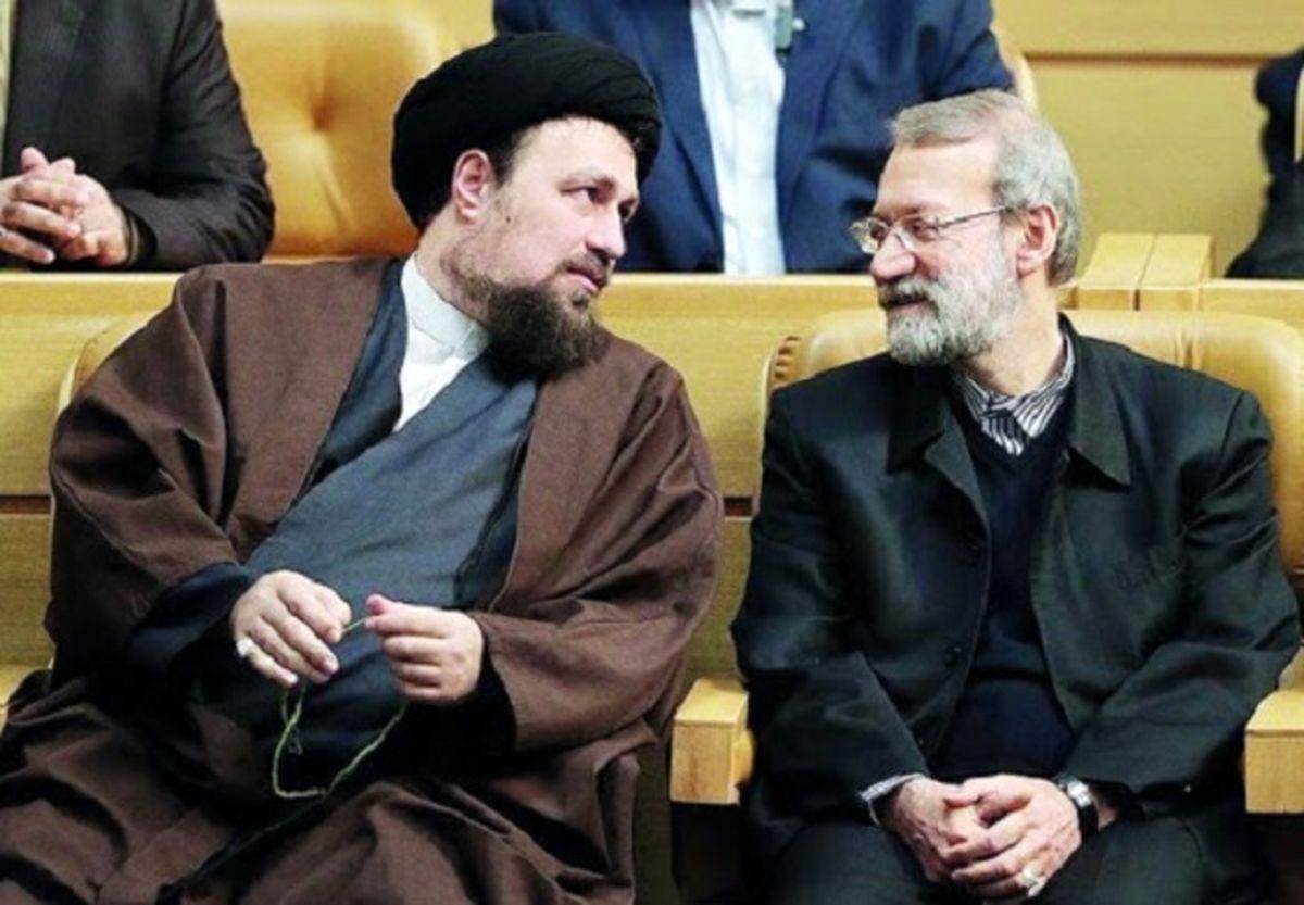 گزینه اصلاحطلبان در انتخابات ۱۴۰۰ کیست؟ / سیدحسن خمینی یا لاریجانی میانهرو؟