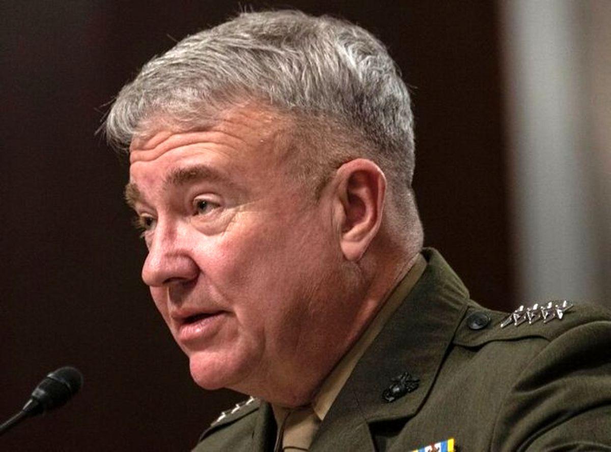 بازدید ژنرال آمریکایی از ۳ پایگاه نظامی در عربستان