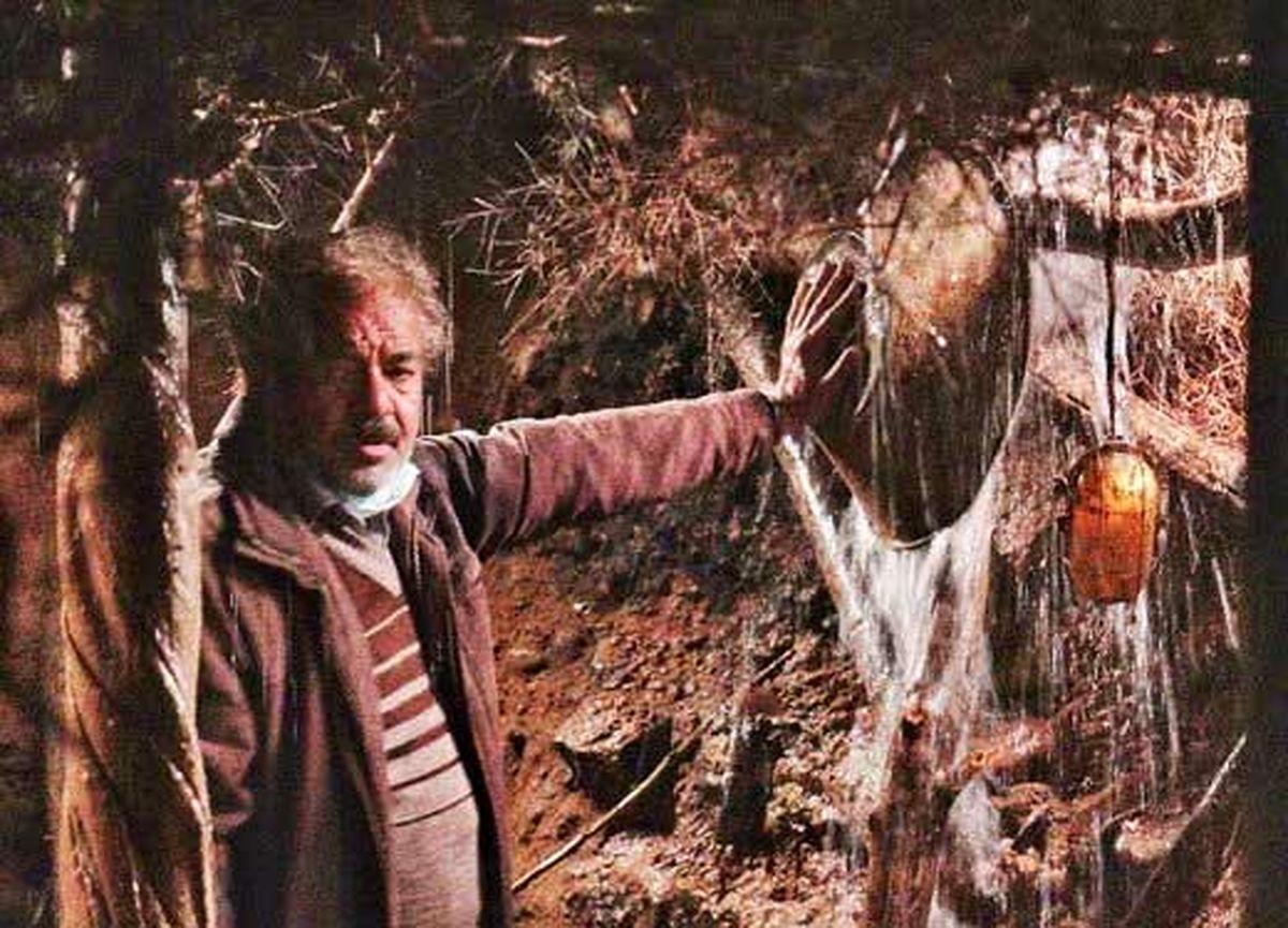 مراحل سختِ کار در معدن طلا با نقش آفرینی نورالدین خانزاده! +عکسها