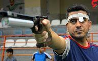 ورزشکار المپیکی کشور به کرونا مبتلا شد + عکس