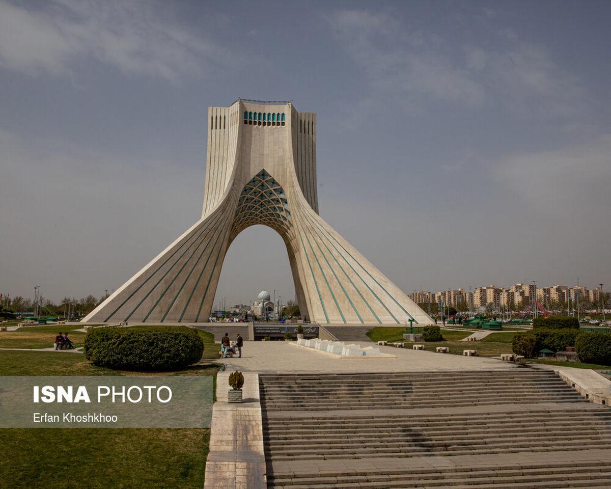 تهران؛ نوروز ۱۴۰۰+عکسها