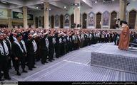 تصاویر / دیدار بسیجیان با رهبر انقلاب